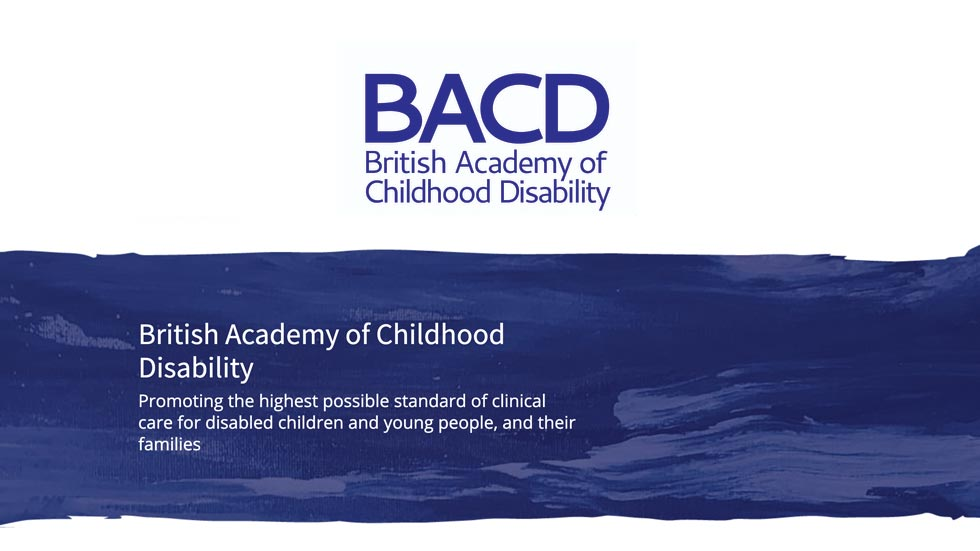 Dr Marlow appointed to Strategic Research Group Committee of the British Academy of Childhood Disability